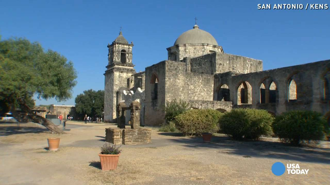 Texas missions officially become World Heritage Sites