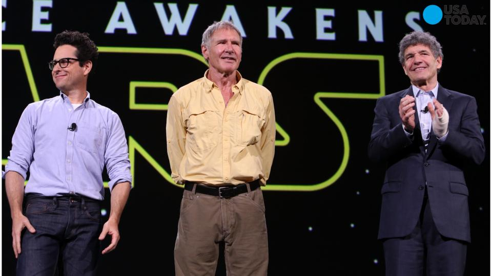 'Star Wars: The Force Awakens' full trailer debuts online