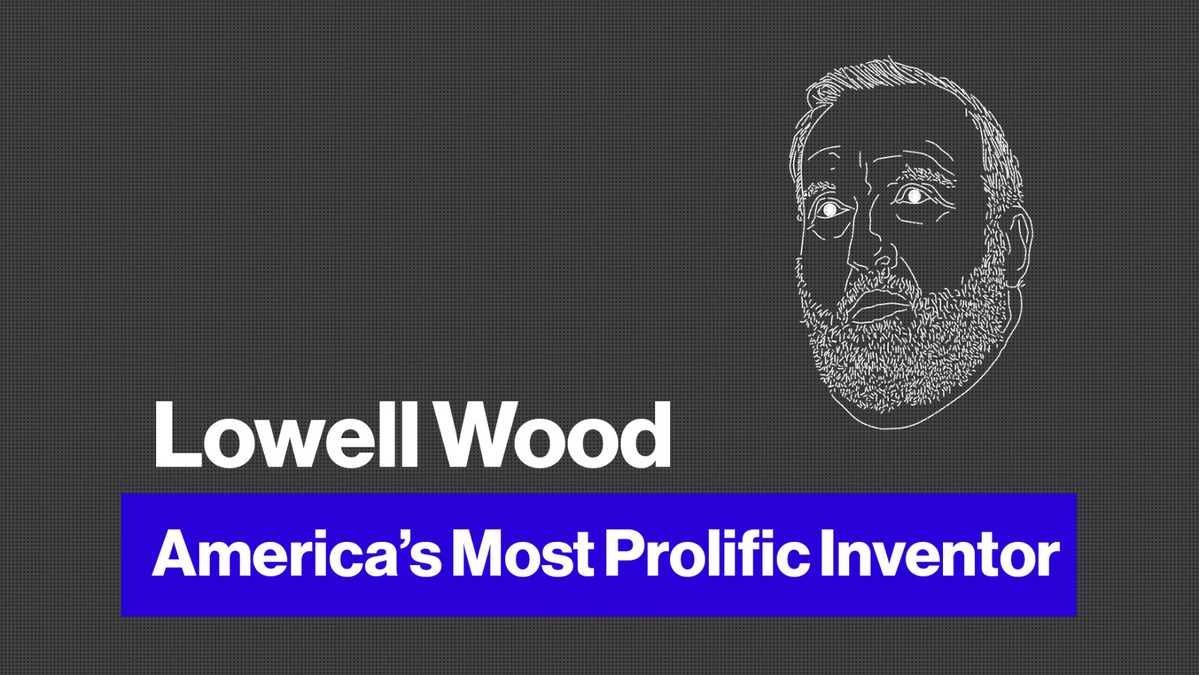 The man with more patents than Thomas Edison