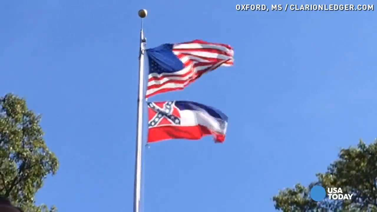 Ole Miss students: Remove state flag from campus