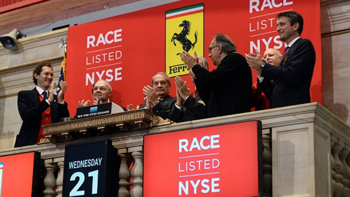 Ferrari's $9.8B Valuation: How Investors Are Reacting