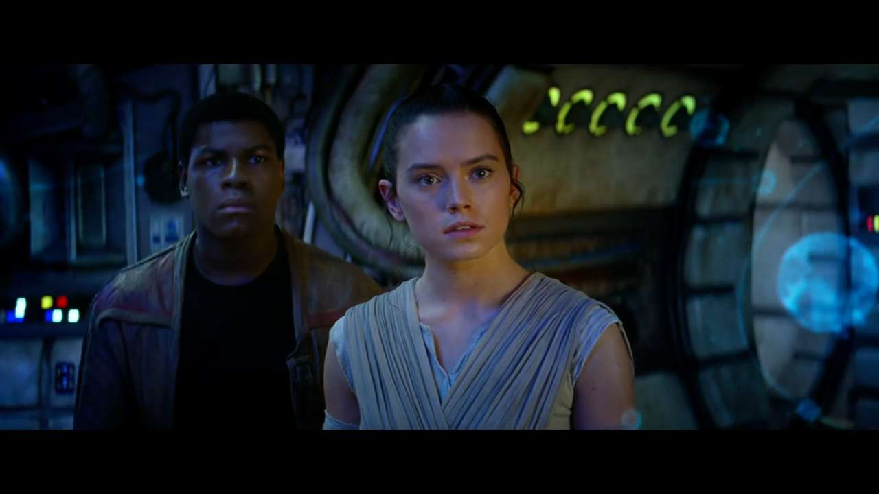 Trailer: 'Star Wars: The Force Awakens'