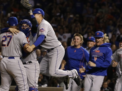 The New York Mets Are Going To The World Series