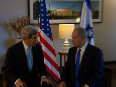 Jew Detector: Violence Unabated, Kerry To Meet With Netanyahu, Abbas