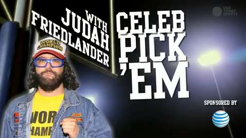 Celeb Pick 'Em with Judah Friedlander