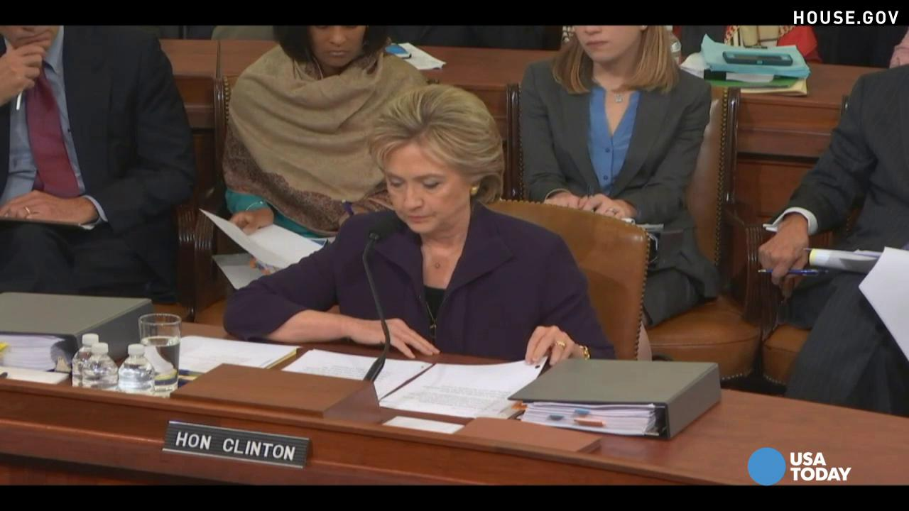 Clinton to panel: 3 things we learned from Benghazi