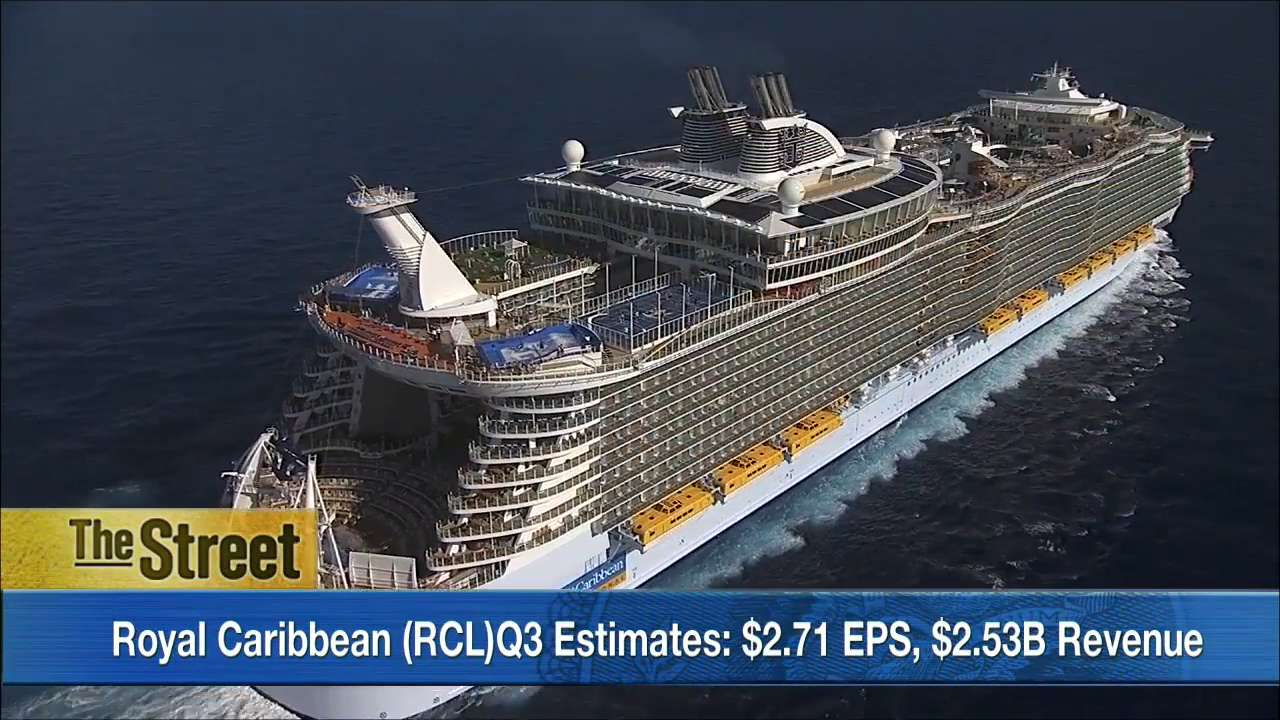 What to watch Friday: Will Royal Caribbean cruise beat estimates?