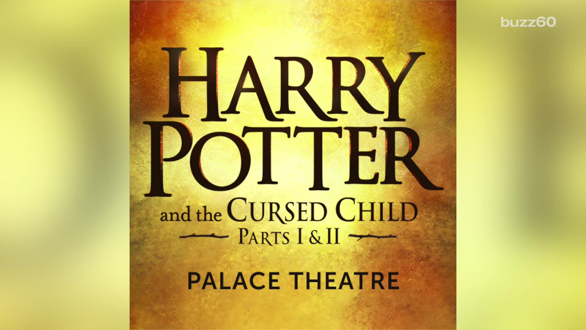 39 Harry Potter And The Cursed Child 39 Will Follow An Adult Harry And His Son