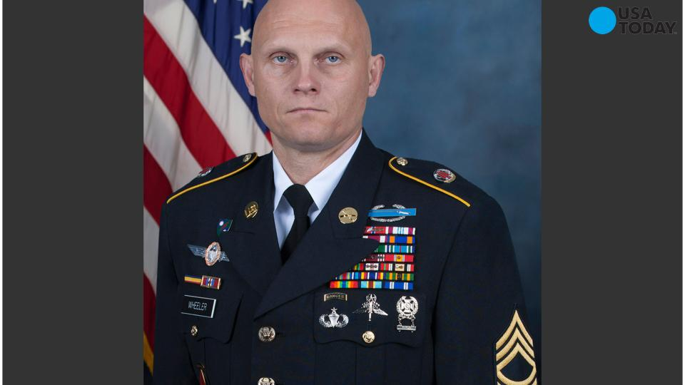 U.S. soldier killed in Iraq rescue operation: Joshua L. Wheeler