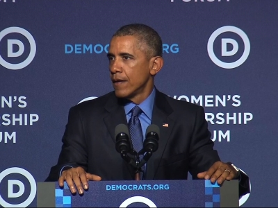 Obama: 'System too Often Rewards Division'