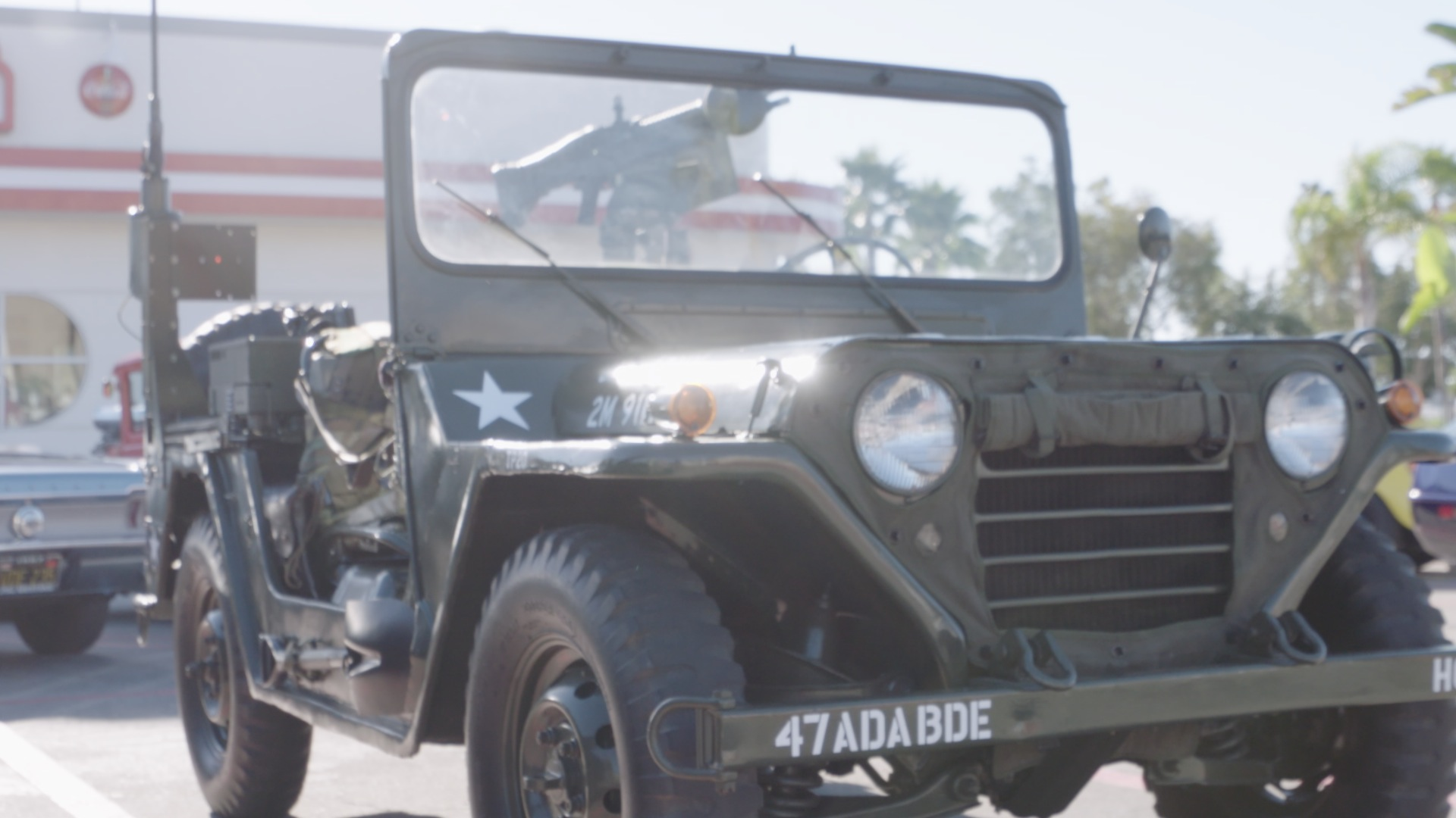Just Cool Cars This U S Army jeep that went by another name