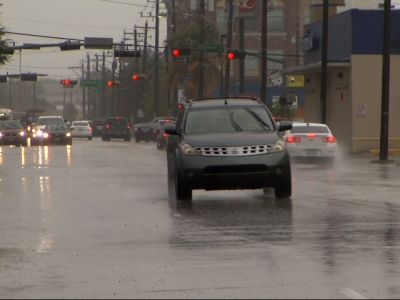Texas Hit by Heavy Rain, Patricia Remnants Next