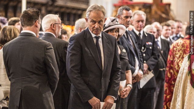 Tony Blair's Iraq war apology reflects changing labour party