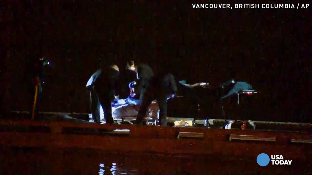 Canadian whale-watching boat sinks, killing at least 5