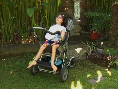 A New Zealand family has turned to a controversial treatment called growth attenuation, the process of stunting a child's growth, in order to provide their severely disabled daughter Charley, a more fulfilling life. (Oct. 26)