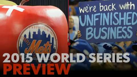World Series preview: Royals vs. Mets