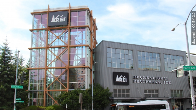 REI sending customers away Black Friday