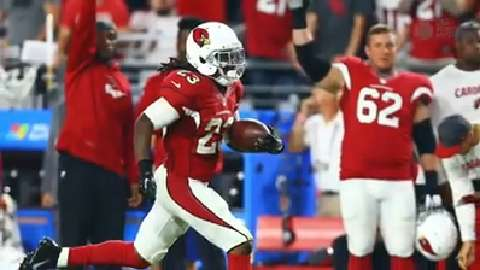 NFL Daily Blitz: Cardinals take control of NFC West