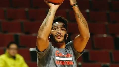 NBA Fast Break: Rose to start Bulls season opener
