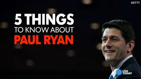 5 things to know about Paul Ryan