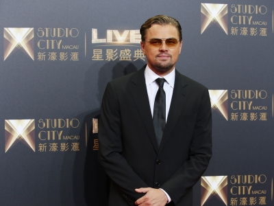 DiCaprio: De Niro, Scorsese My 'Father Figures'