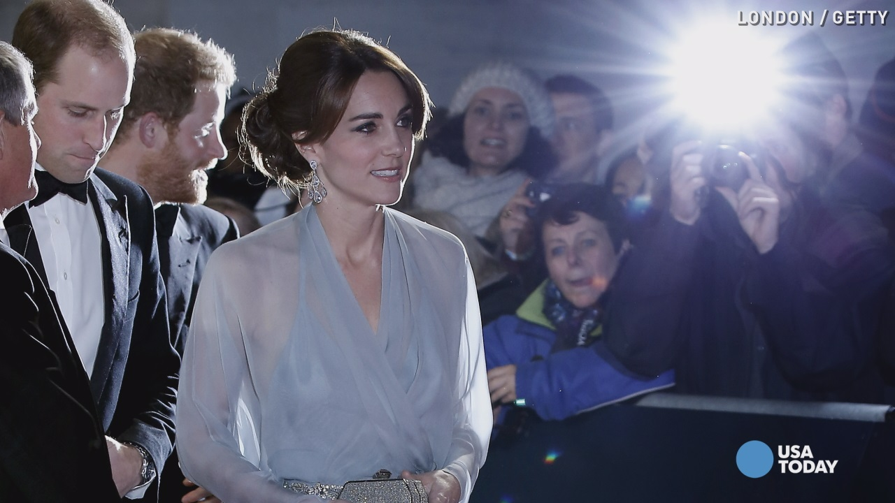 Duchess Kate's dress: Fab or flop?