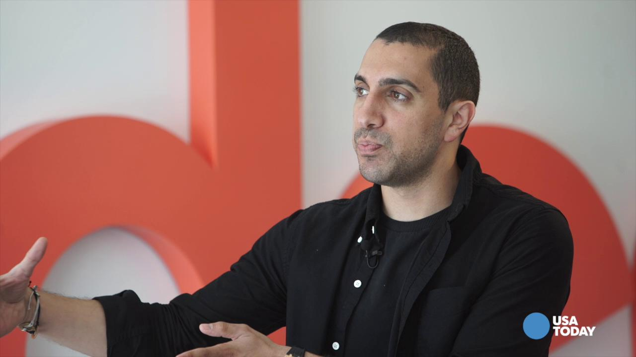 Sean Rad returns as CEO of Tinder