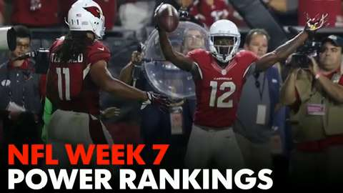 NFL Week 7 Power Rankings