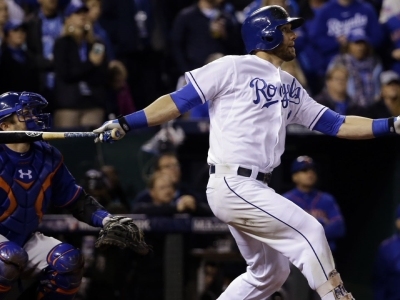 Royals Top Mets 5-4 In 14 Innings