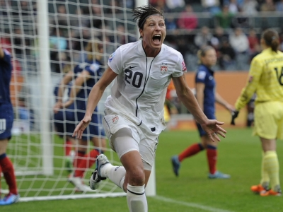 Wambach Annouces Retirement from Soccer
