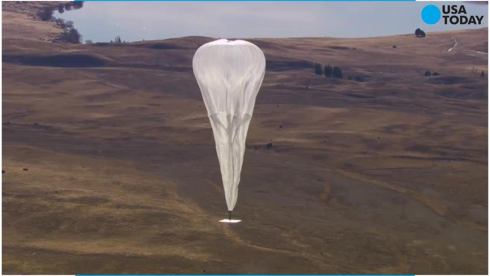 Google X's Project Loon
