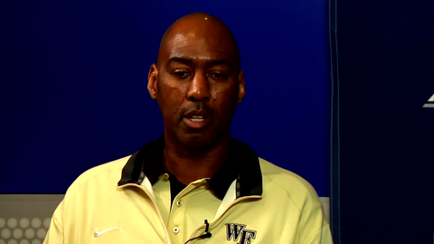 Wake Forest's Danny Manning: Lebron James' Game Like Magic Johnson