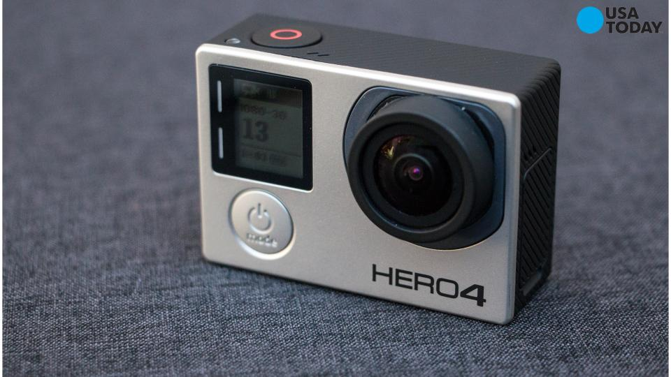 GoPro's top-secret drone