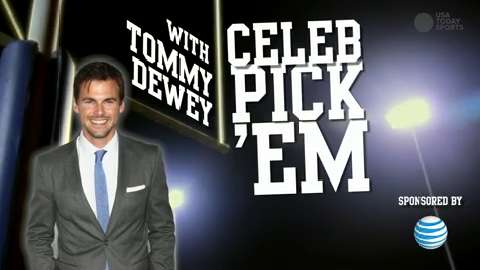 Celeb Pick 'Em with actor Tommy Dewey