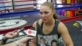 Ronda Rousey 'happy to be' the most drug tested in UFC