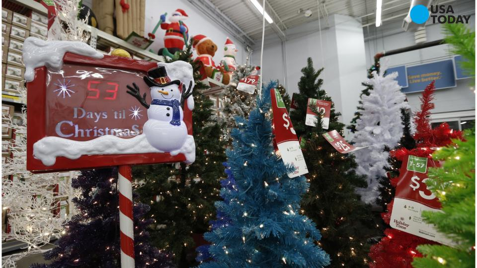 Walmart launching first holiday sale this weekend for Christmas decoration sales 2016