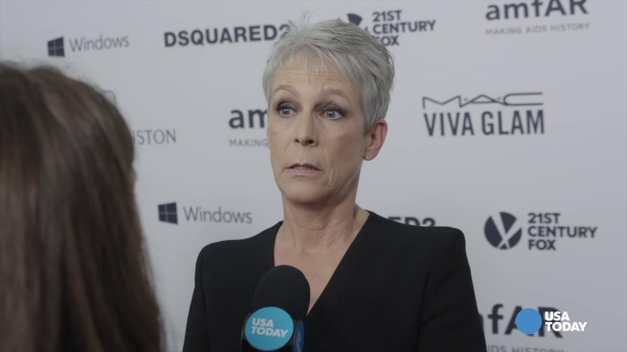 Jamie Lee Curtis returns as Laurie Strode for new 'Halloween'