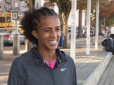 New York Runner Seeks to Win Hometown Marathon