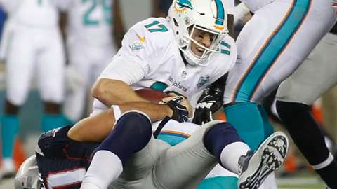 NFL Inside Slant: Dolphins come back to Earth