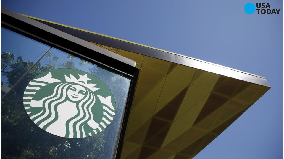 Starbucks Cafe success not reflected by stock