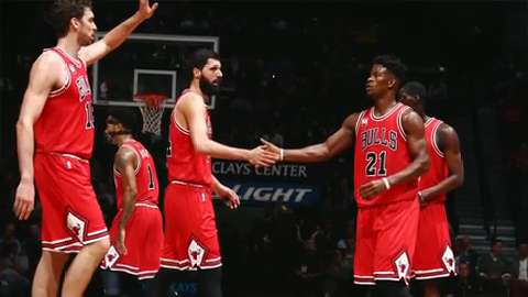 NBA Fast Break: Bulls-Pistons matchup worthy of watching