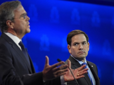 Rubio Shines, Bush Deflates in GOP Campaign