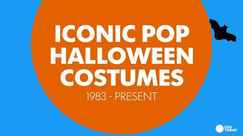 Iconic pop Halloween costumes
