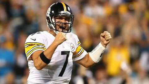 NFL Week 8 Sunday Statement: Big Ben is back