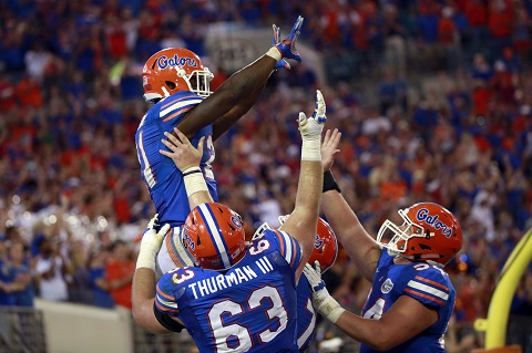 Amway Coaches Poll Week 9: Gators cruise through SEC