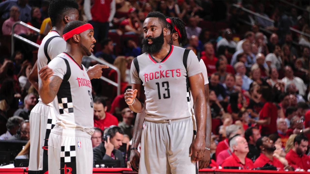 NBA Fast Break: Harden/Curry MVP face-off doesn't look promising