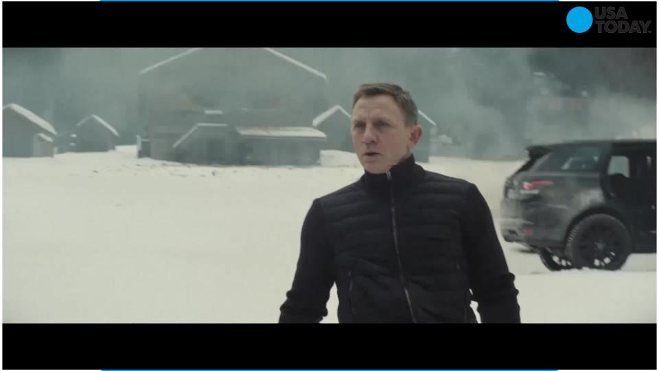 'Spectre' has smashed the UK box office record