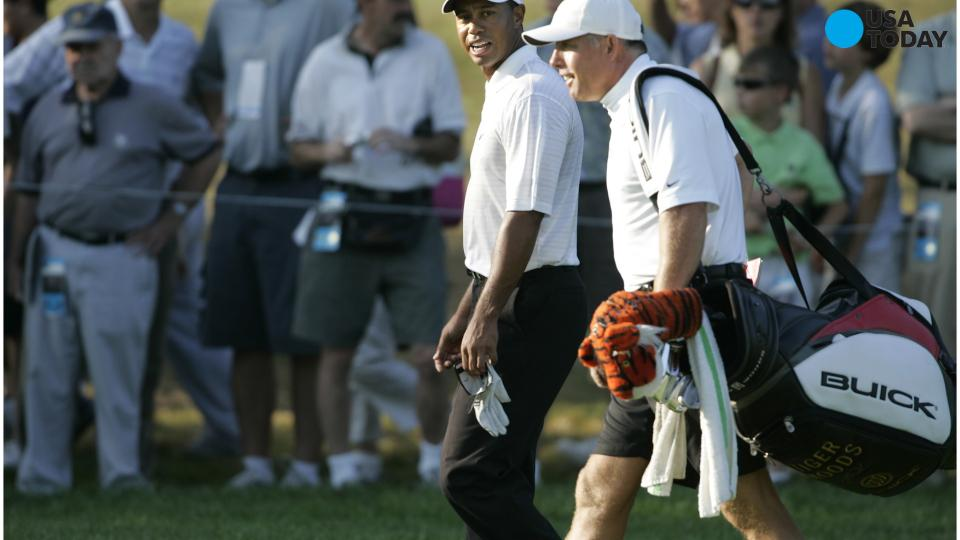 Tiger Woods treated me like a slave' says former caddie Steve Williams