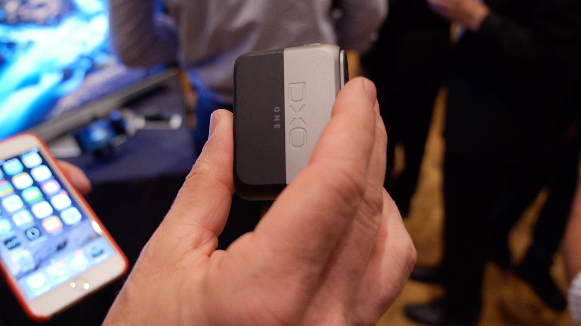 The DxO One is a tiny gadget that attaches to your iPhone—and greatly improves its photographic capabilities.