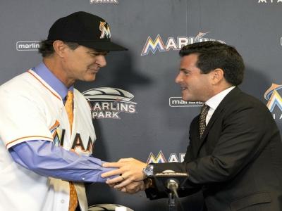 Don Mattingly Introduced As Marlins Manager